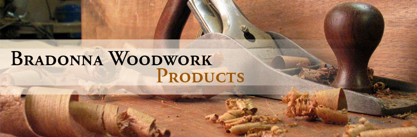 Bradonna Woodwork Products